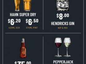 Daily Drink Specials!