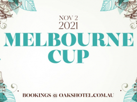 Melbourne Cup at Oaks Hotel