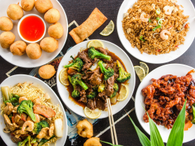 Vietnamese Feast for 2 42% Off Now $48, Think Local Deal, Oceanviews Asian Cuisine