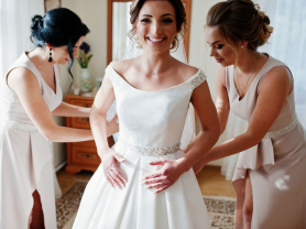 20% Off Wedding Dress Dry Cleaning!
