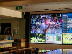 Watch Live Sports at The Lakeside Bar