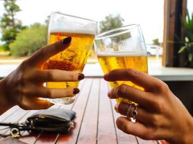Happy Hour Mon-Fri 4-7: $6.50 Drinks