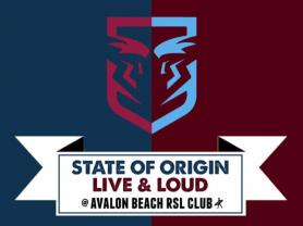 State of Origin 2021 Live & Loud