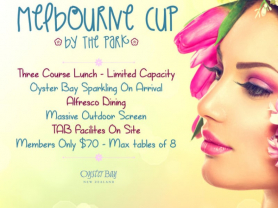 Melbourne Cup - Three Course Lunch