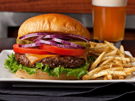 $20 Burger & Beer Special Every Friday