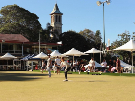 Manly Bowling Club at Harbord Diggers