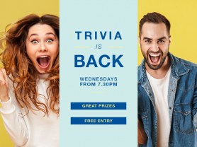 Wednesday Trivia at Harbord Diggers