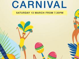 Rio Carnival at Harbord Diggers