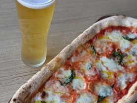 Pizza & Beer Only $20 on Mondays!