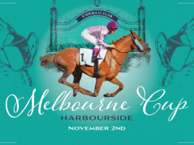 Melbourne Cup Lunch at Kirribilli Club