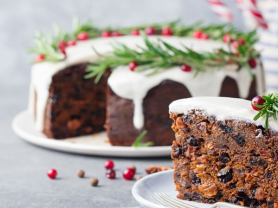 Christmas Cake & Mince Pie Specials