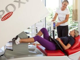 9 Hypoxi Sessions + HDC Massage $345