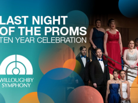 Willoughby Symphony Orchestra: Last Night Of The Proms