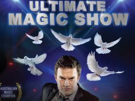 Jonas Jost – The Ultimate Magic Show