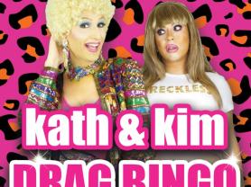 Kath & Kim Drag Bingo