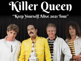 "Killer Queen ""Keep Yourself Alive"" Tour"