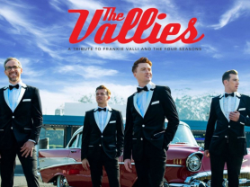 The Vallies – A Tribute to Frankie Valli