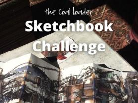 Coal Loader Sketchbook Challenge