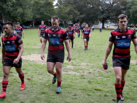 Rugby Union Games at Bon Andrews Oval