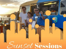 Sunset Sessions Pop-Up Bar