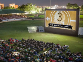 The Sunset Cinema at North Sydney Oval