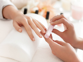 Manicure & Pedicure for $68, Save $14