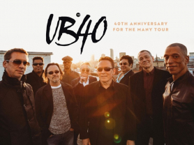UB40 40th Anniversary For The Many Tour