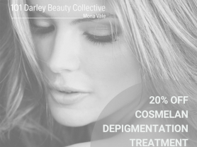 20% Off Cosmelan Depigmentation Package