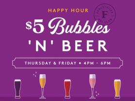 Bubbles 'N' Beer