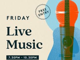 Friday Live Music at Forestville RSL
