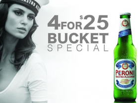4 for $25 Bucket Special