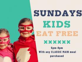 Sunday @ Neutral Bay Club: Kids Eat Free