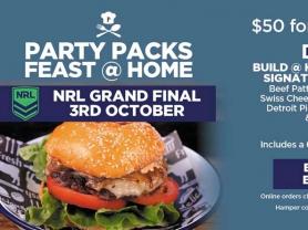 NRL Grand Final Promo Pack