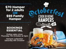 Oktoberfest Cook @ Home Hamper