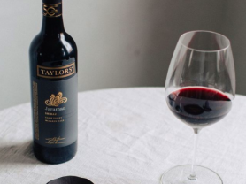 Taylors Wine Dinner at The Wine Room