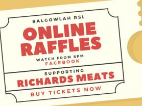 Online Meat Raffle