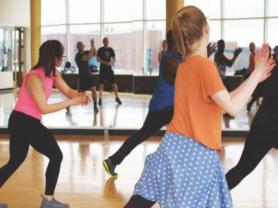 Latino Dance Fitness