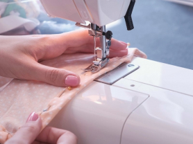 Machine Sewing Continuers II: Summer