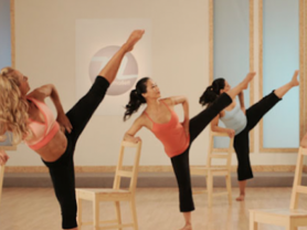 Ballet Barre Classes
