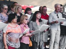 Friday Lunchtime Choir
