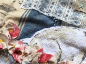 Slow Stitching - Woodland