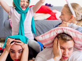 Stress-Free & Calm Parenting