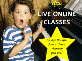ONLINE,Live and Interactive Classes
