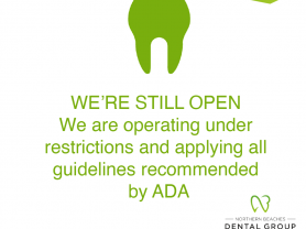 We're Open for Emergency Dental Work!
