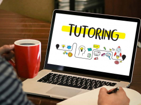 1 Hour Online Tutoring via Zoom!