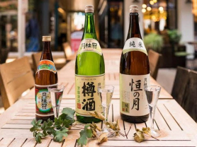 FREE 300ml Sake with $60 Spend!
