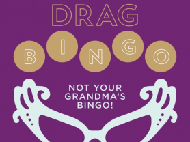 Drag Bingo July