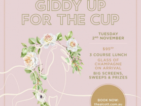 Melbourne Cup at The Alcott
