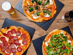 $12 Pizza on Saturdays at Belrose Hotel
