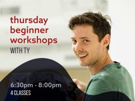 Beginners Workshop at Skywood